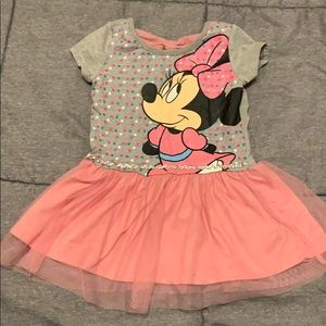 Girl's Minnie Mouse Dress